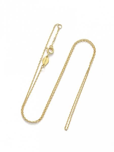 Bilde av Anni Lu Cross Chain Necklace