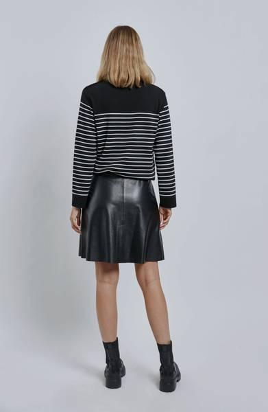 Bilde av Busnel Alia Leather Skirt