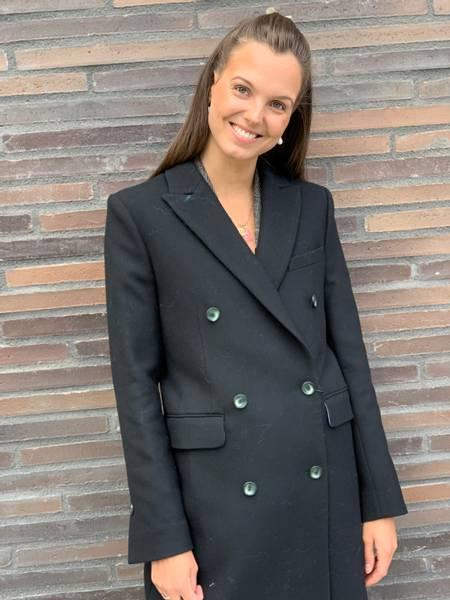 Bilde av Day Ebba Coat Double Wool