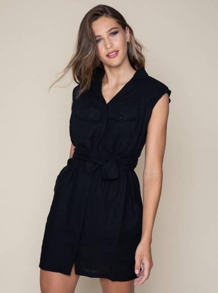 Bilde av ella&il Jules Linen Dress